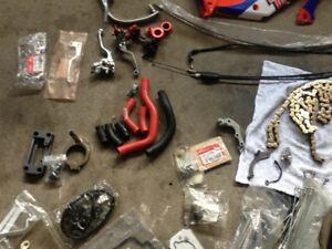 cheep 02-08 crf450r parts