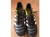 rugby boots nike worn a few times size 9
