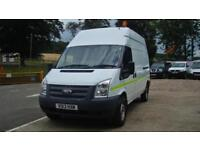2013 FORD TRANSIT 2.2 TDCI [125] LWB High Roof NO VAT