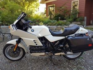 Mint 1992 BMW K100RS Collector *SOLD FOR $4500*