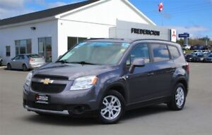 2012 Chevrolet Orlando 1LT! 7-PASS! AIR! ALLOYS! ONLY 38K!