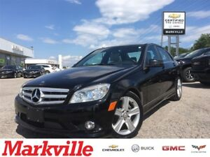 2010 Mercedes-Benz C-Class CERTIFIED-NEW TIRES-2 SETS OF TIRES