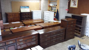20 vintage dresser professionally painted from $160