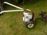 petrol rotavator tiller cultivator norlett
