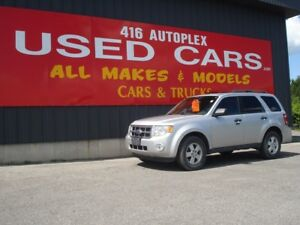 2012 Ford Escape Limited Leather Roof 4X4