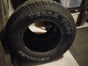 All Terrain Tires 275-70-R17 - Need Gone