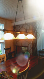 Large Scale Dining Room Light