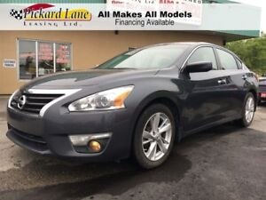 2013 Nissan Altima FACTORY NAVIGATION & BACKUP CAMERA! $144.84 B