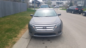 Ford Fusion 2010 AWD in Excellent Condition