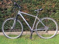 Ridgeback Velocity hybrid 2009 bike 43cm