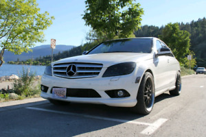 2009 Mercedes c300 6 spd Manual **Rare**