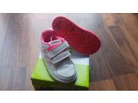 toddler girls addidas trainers size 5