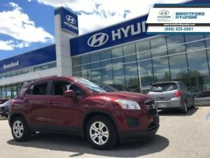 2013 Chevrolet Trax 1-OWNER | IMMACULATE CONDITION  - Bluetooth
