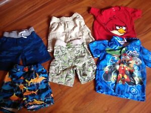 Boys size 2 clothing lot