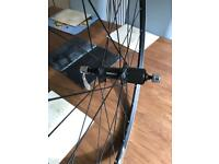 Turbo trainer wheel shimano rs rear road bike wheel
