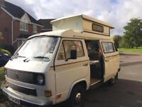 T25 VW campervan