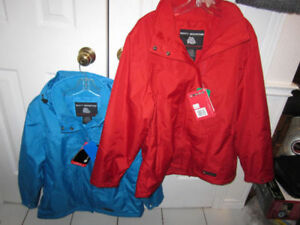 Ladies, young ladies new Misty Mountain Squall Winter Jacket $55