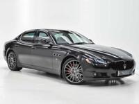 Maserati Quattroporte SPORT GTS (black) 2011-09-29