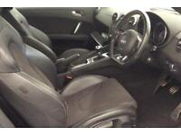 Black AUDI TT COUPE 1.8 2.0 TDI Diesel ULTRA S LINE FROM £51 PER WEEK!