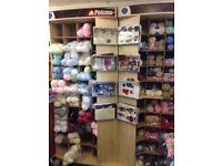 Shop shelving like new
