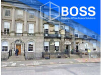 Office Space for Rent Edinburgh City Centre (EH3) | Serviced Offices to Let | Melville Street