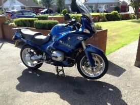 2004 sports tourer, Full MOT, 20292 miles