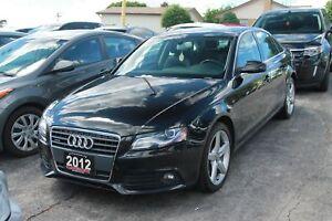 2012 Audi A4 2.0T Premium QUATTRO