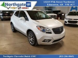 2016 Buick Encore Sport Touring, AWD, Sunroof, Remote Start, USB