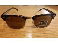 ray ban clubmaster brand new all design available