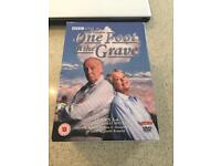 One foot in grave box set
