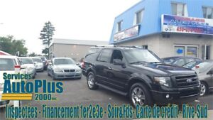 2010 Ford Expedition Limited INCROYABLEMENT PROPRE