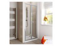New unused, still in box, Bi-Fold Shower Door Enclosure 800 mm