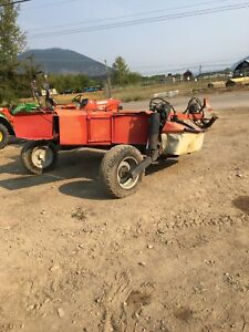 Vicon GMR 2800 mower conditioner