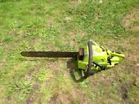 """Poulan countervibe 3400 20"""" chainsaw"""