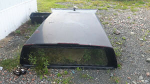 truck cap for short box chevy