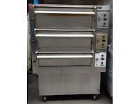 Tom Chandley 3 Deck 6 Tray Deck Oven
