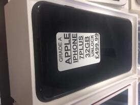 iPhone 7 32GB UNLOCKED GRADE A