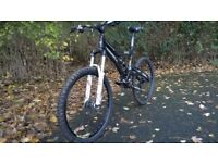"""Marin Alpine Trail mountain bike 17.5"""" frame"""