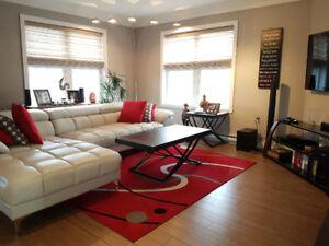 Appartement Condo 5 1/2 à louer avec Garage