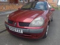 RENAULT CLIO ONLY £350!!