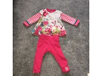 Baby Girl Catimini outfit