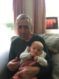 Live in Carer for wonderful Dad with Parkinson's