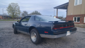 Mint 1985 Pontiac Firebird