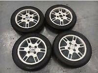 Ford Alloy wheels Fiesta, KA x 4
