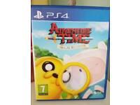 Adventure Time Finn & Jake PS4