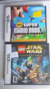 New Super Mario Bros Jeux DS Stoneham