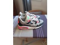 Nike air girls trainers size 5