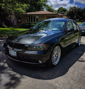 2007 BMW 335i - Tastefully Modified - 2 Owners - Feeler