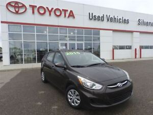 2015 Hyundai Accent - One owner, Low KM!!!
