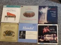 100 classical vinyl record collection
